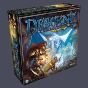 FFG - Descent: Journeys in the Dark 2nd Edition