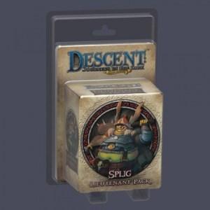 FFG - Descent 2nd Edition: Splig Lieutenant