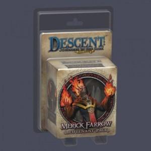 FFG - Descent 2nd Edition: Merick Farrow Lieutenant