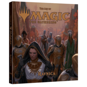 MTG - The Art of Magic: The Gathering - Ravnica