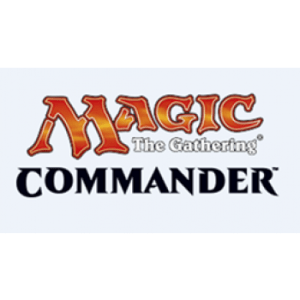 MTG - Commander 2018 Deck Display (4 Decks)
