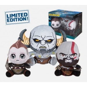 God of War - Plush Stubbins Bundle