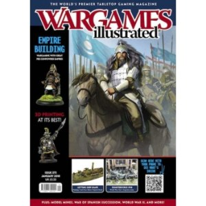 Wargames Illustrated Issue 375 January 2019 Edition