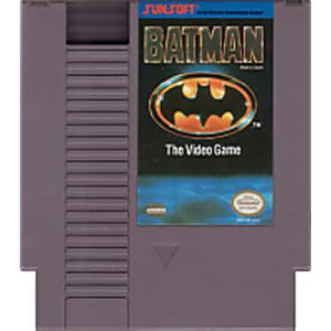 Retro: Batman (NES)  (käytetty)