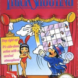 Retro: Barker Bills Trick Shooting (NES) (käytetty)