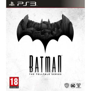 PS3: Batman - The Telltale Series
