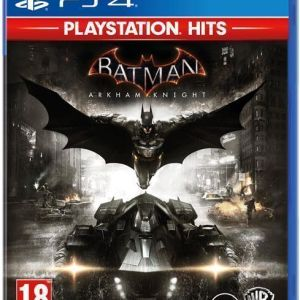 PS4: Batman Arkham Knight  (PlayStation Hits)