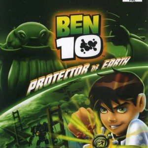 PS2: Ben 10 protector of earth (käytetty)