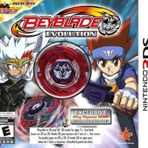 3DS: BeyBlade Evolution (käytetty)