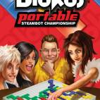 PSP: Blokus Portable: Steambot Championship