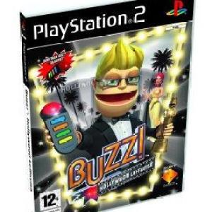 PS2: Buzz!: Hollywood Leffavisa (käytetty)