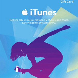 iTunes €50 Gift Card DE (latauskoodi)