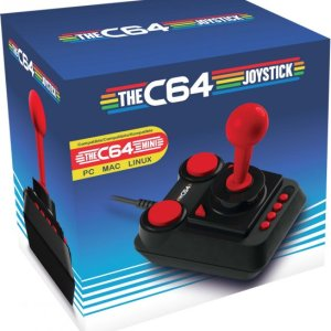 Retro: The C64 Joystick
