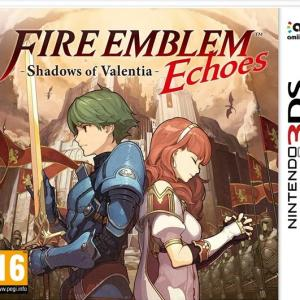 3DS: Fire Emblem Echoes: Shadows of Valentia