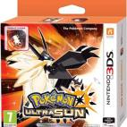 3DS: Pokemon Ultra Sun - Steelbook/Fan Edition