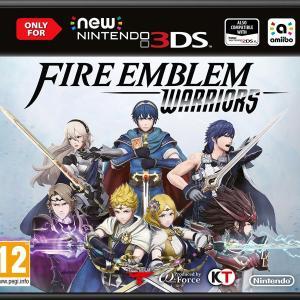 3DS: Fire Emblem Warriors
