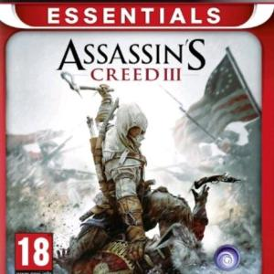 PS3: Assassins Creed III (3) (Essentials)