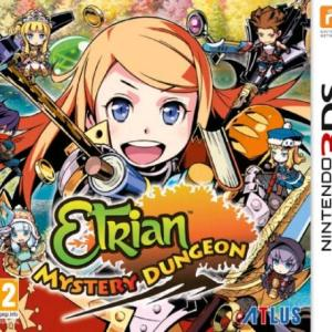 3DS: Etrian Mystery Dungeon