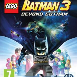 Vita: Lego Batman 3: Beyond Gotham