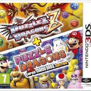 3DS: Puzzle & Dragons Z + Puzzle & Dragons Super Mario Bros. Edition