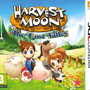3DS: Harvest Moon: The Lost Valley