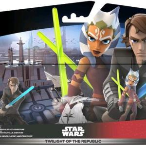 Disney Infinity 3.0 Character - Twilight of the Republic Playset