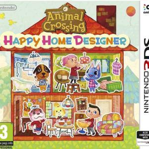 3DS: Animal Crossing: Happy Home Designer