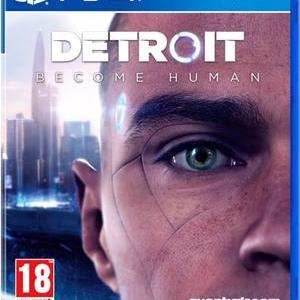 PS4: Detroit: Become Human (käytetty)