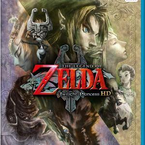 Wii U: The Legend of Zelda: Twilight Princess HD