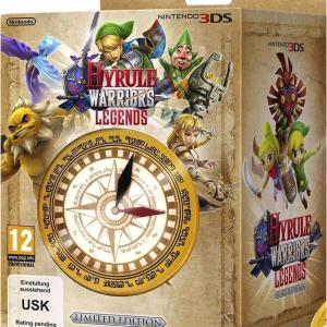 3DS: Hyrule Warriors Legends - Limited Edition