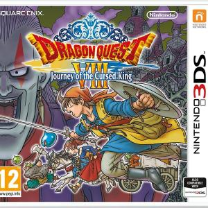 3DS: Dragon Quest VIII: Journey of the Cursed King
