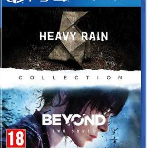 PS4: The Heavy Rain & Beyond Two Souls - Collection