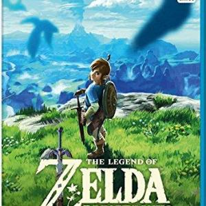 Wii U: The Legend of Zelda: Breath of the Wild  (DELETED TITLE)