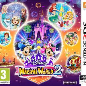 3DS: Disney Magical World 2