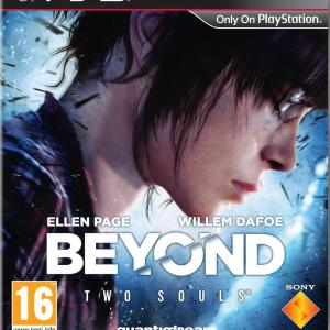 PS3: Beyond: Two Souls