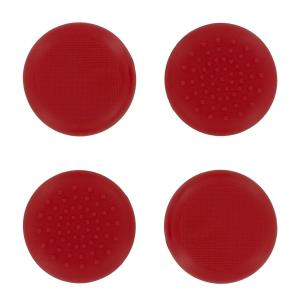 Xbox One: Xbox One TPU Thumb Grips - Red (Assecure)