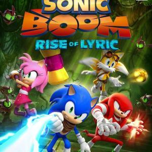 Wii U: Sonic Boom: Rise of Lyric