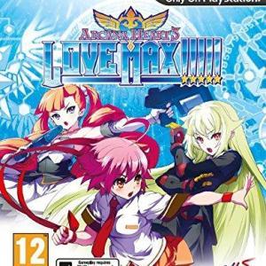 Vita: Arcana Heart 3: Love Max