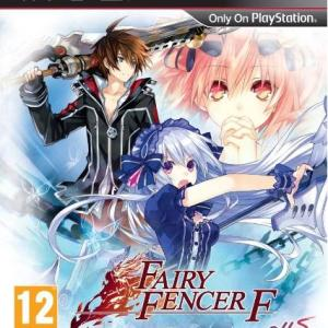 PS3: Fairy Fencer F (käytetty)