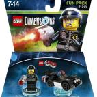 Lego Dimensions: Fun Pack - Lego Movie Bad Cop (DELETED LINE)