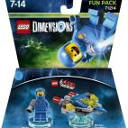 Lego Dimensions: Fun Pack - Lego Movie Benny (DELETED LINE)
