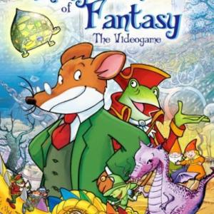 PSP: Geronimo Stilton & The Kingdom of Fantasy