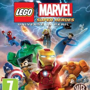 Vita: Lego Marvel Super Heroes (ENG/Nordic)