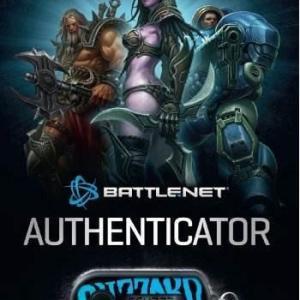 PC: Blizzard BATTLE.NET Authenticator/ PC