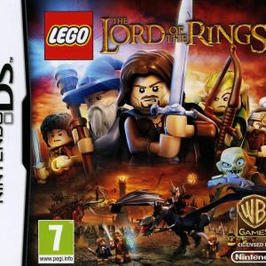 NDS: Lego Lord of the Rings (ENG/Danish)