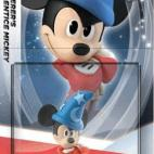 Disney Infinity Character - Sorcerer Mickey (French/German Box) (DELETED LINE)