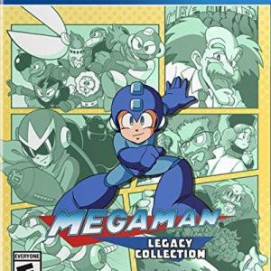 PS4: Mega Man Legacy Collection