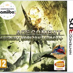 3DS: Ace Combat Assault Horizon Legacy +