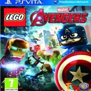 Vita: Lego Marvel Avengers
