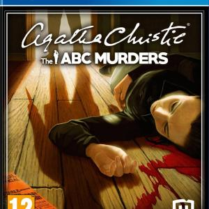 PS4: Agatha Christie: The ABC Murders